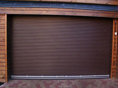 installation de rideaux, grilles pour vitrines commerciales sur ...